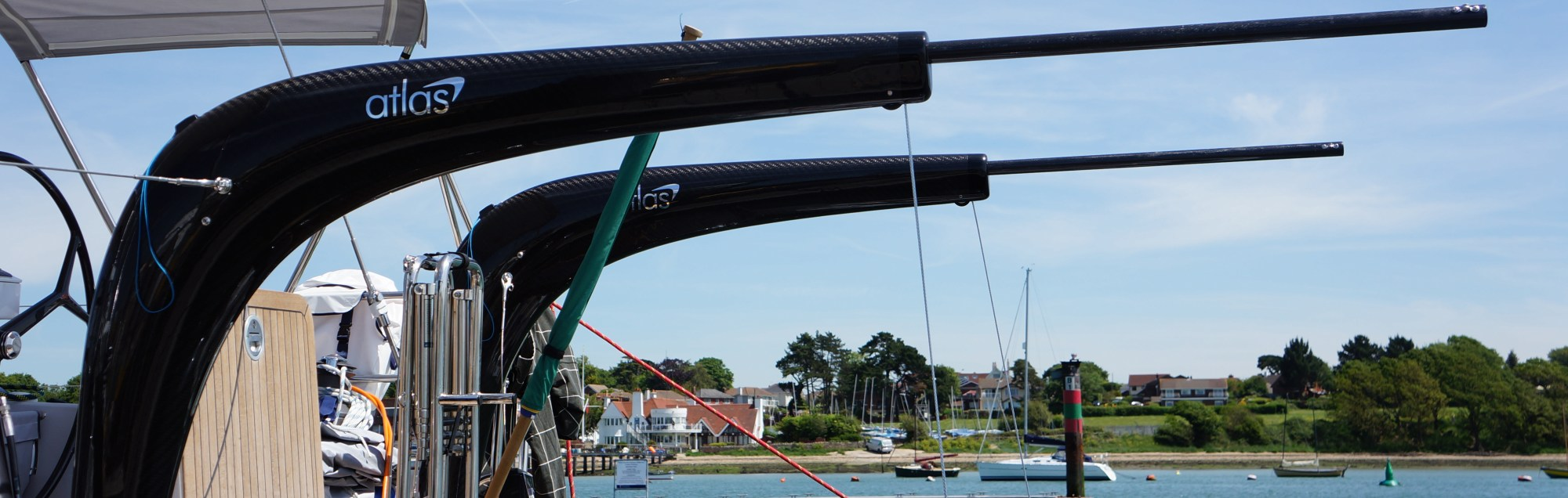 davits and yachting supplies Hampshire